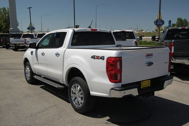 2019 Ranger SuperCrew Cab 4x4,  Pickup #RN18904 - photo 7