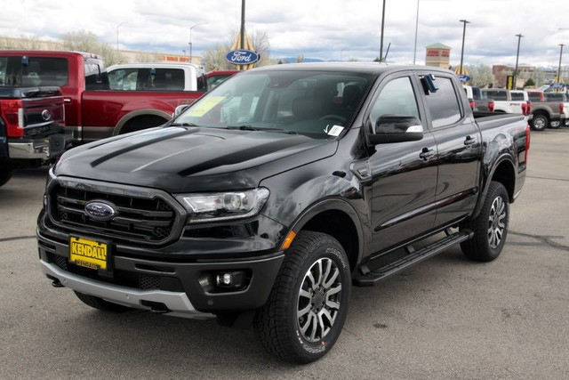 2019 Ranger SuperCrew Cab 4x4,  Pickup #RN18906 - photo 5
