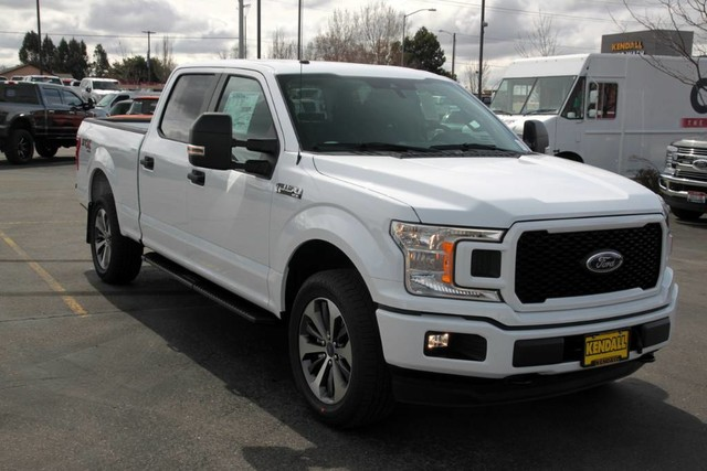 2019 F-150 SuperCrew Cab 4x4,  Pickup #RN18921 - photo 3