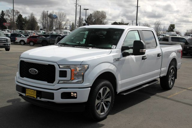 2019 F-150 SuperCrew Cab 4x4,  Pickup #RN18921 - photo 5