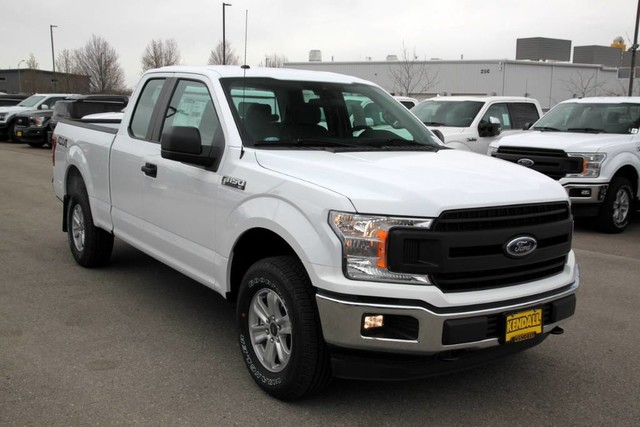 2019 F-150 Super Cab 4x4,  Pickup #RN18944 - photo 3