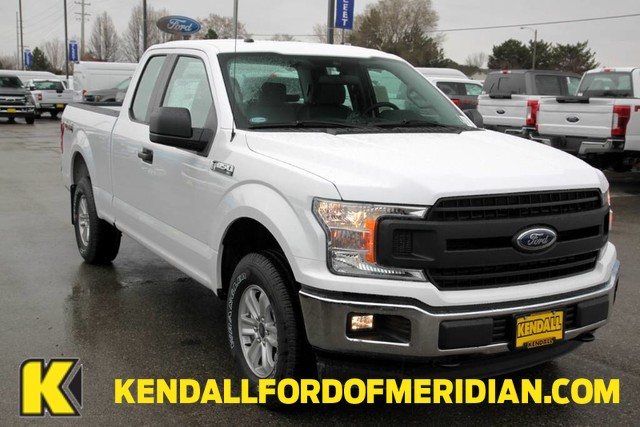 2019 F-150 Super Cab 4x4,  Pickup #RN18957 - photo 1