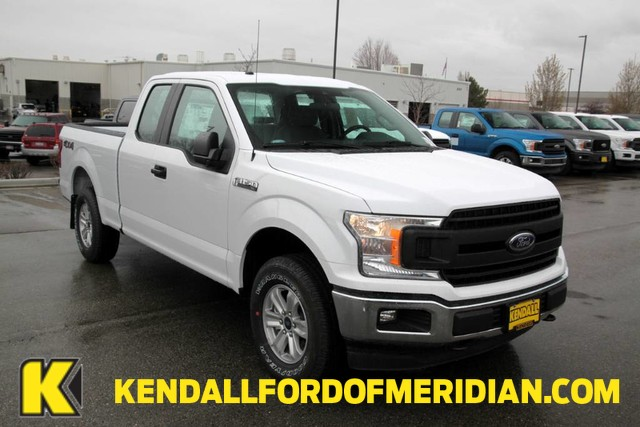 2019 F-150 Super Cab 4x4,  Pickup #RN18960 - photo 1