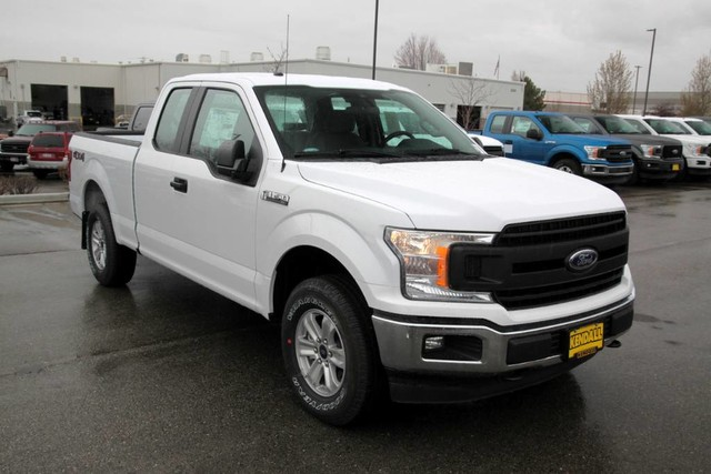 2019 F-150 Super Cab 4x4,  Pickup #RN18960 - photo 3