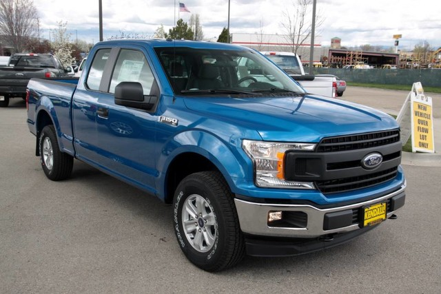 2019 F-150 Super Cab 4x4,  Pickup #RN18964 - photo 3