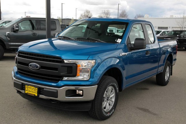 2019 F-150 Super Cab 4x4,  Pickup #RN18964 - photo 5