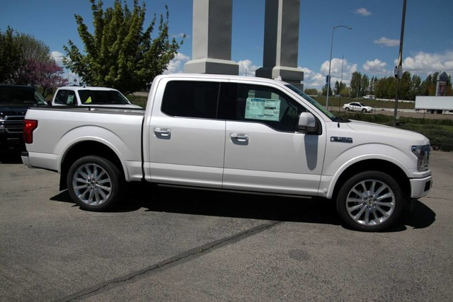 2019 F-150 SuperCrew Cab 4x4,  Pickup #RN18977 - photo 9