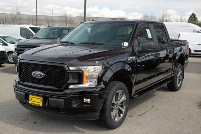 2019 F-150 SuperCrew Cab 4x4,  Pickup #RN18980 - photo 5