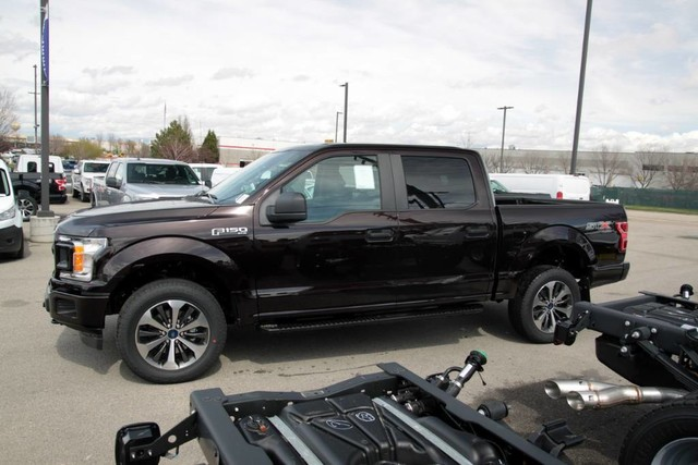 2019 F-150 SuperCrew Cab 4x4,  Pickup #RN18980 - photo 6