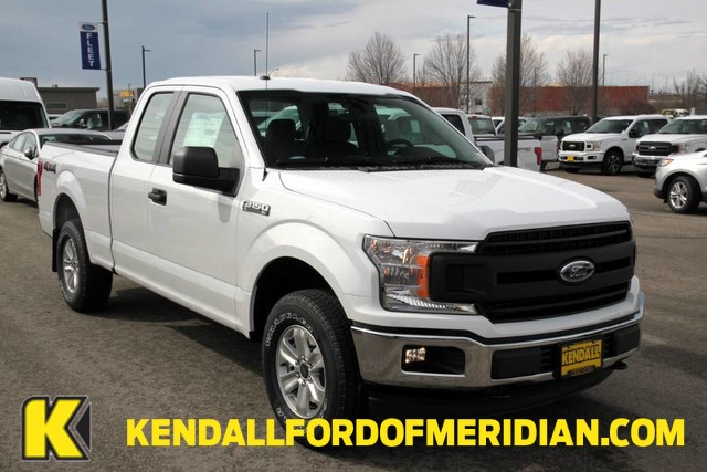 2019 F-150 Super Cab 4x4,  Pickup #RN18986 - photo 1