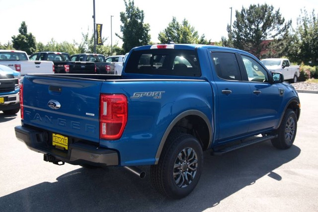 2019 Ranger SuperCrew Cab 4x4,  Pickup #RN18988 - photo 2