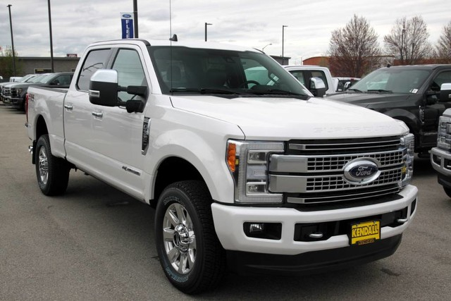 2019 F-350 Crew Cab 4x4, Pickup #RN19009 - photo 3