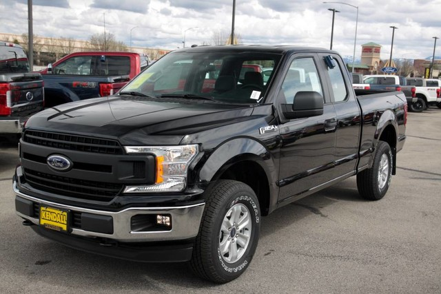 2019 F-150 Super Cab 4x4, Pickup #RN19015 - photo 5