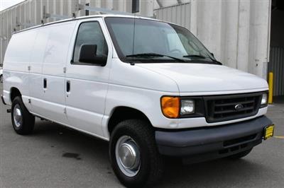2006 E-250 4x2,  Upfitted Cargo Van #RN19034A - photo 4