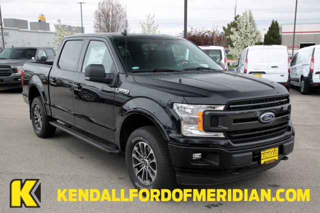 2019 F-150 SuperCrew Cab 4x4,  Pickup #RN19037 - photo 1