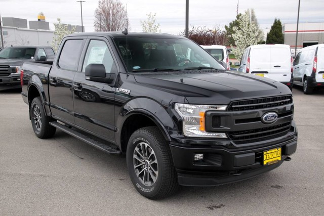 2019 F-150 SuperCrew Cab 4x4,  Pickup #RN19037 - photo 3
