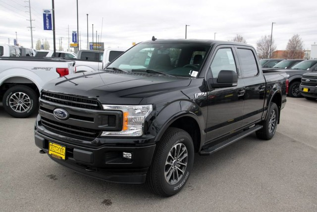 2019 F-150 SuperCrew Cab 4x4,  Pickup #RN19037 - photo 5