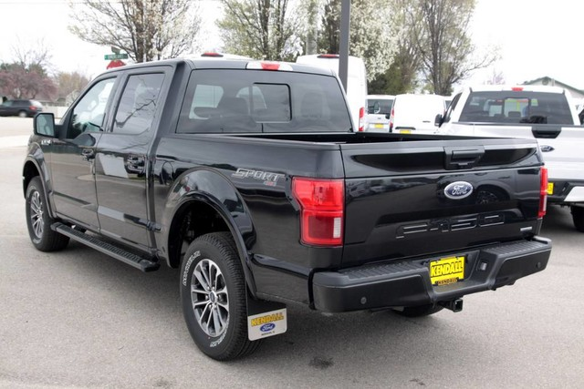 2019 F-150 SuperCrew Cab 4x4,  Pickup #RN19037 - photo 7