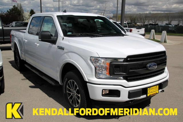 2019 F-150 SuperCrew Cab 4x4,  Pickup #RN19046 - photo 1