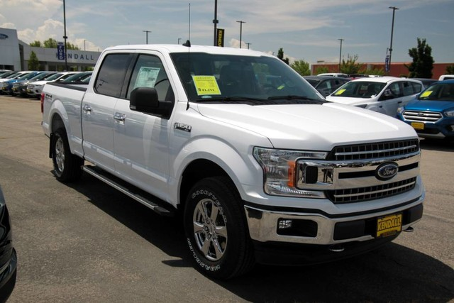2019 F-150 SuperCrew Cab 4x4,  Pickup #RN19047 - photo 6