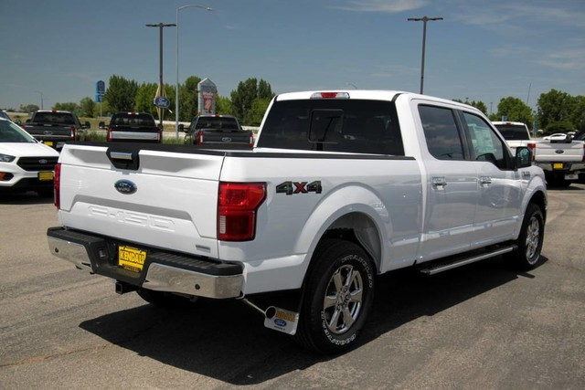 2019 F-150 SuperCrew Cab 4x4,  Pickup #RN19047 - photo 1
