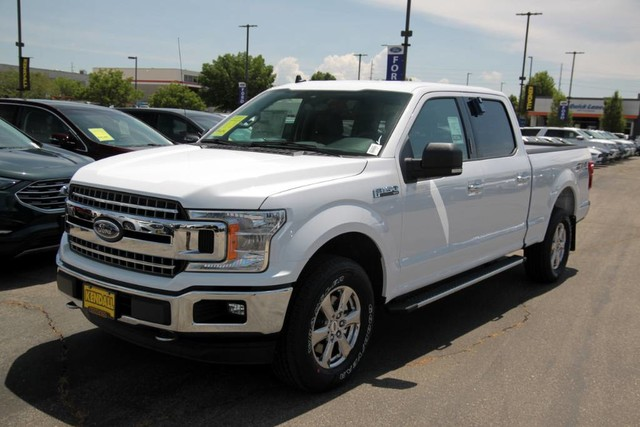 2019 F-150 SuperCrew Cab 4x4,  Pickup #RN19047 - photo 4