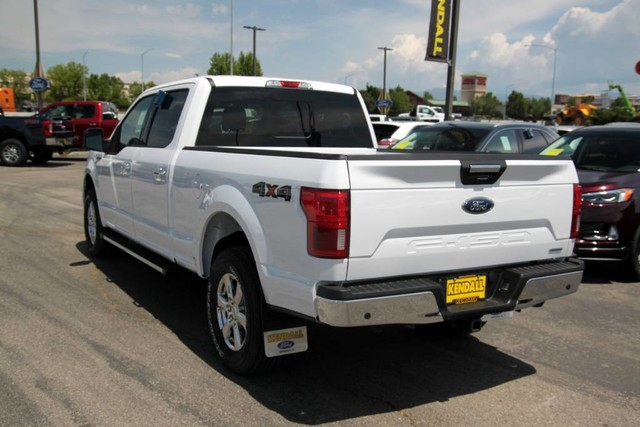 2019 F-150 SuperCrew Cab 4x4,  Pickup #RN19047 - photo 7