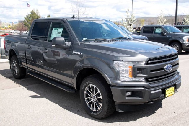 2019 F-150 SuperCrew Cab 4x4,  Pickup #RN19049 - photo 3