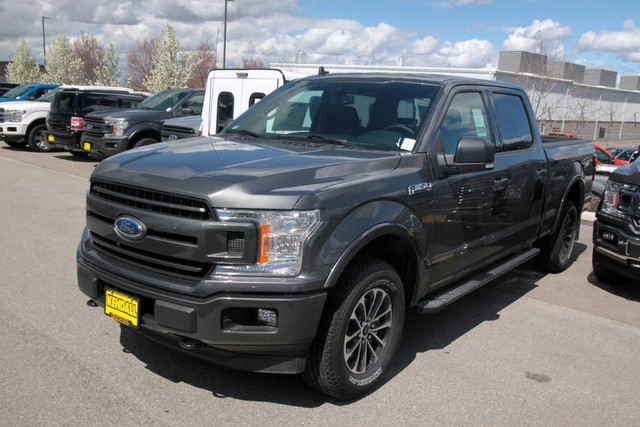 2019 F-150 SuperCrew Cab 4x4,  Pickup #RN19049 - photo 5