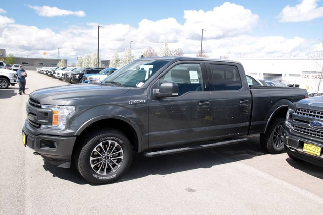 2019 F-150 SuperCrew Cab 4x4,  Pickup #RN19049 - photo 6