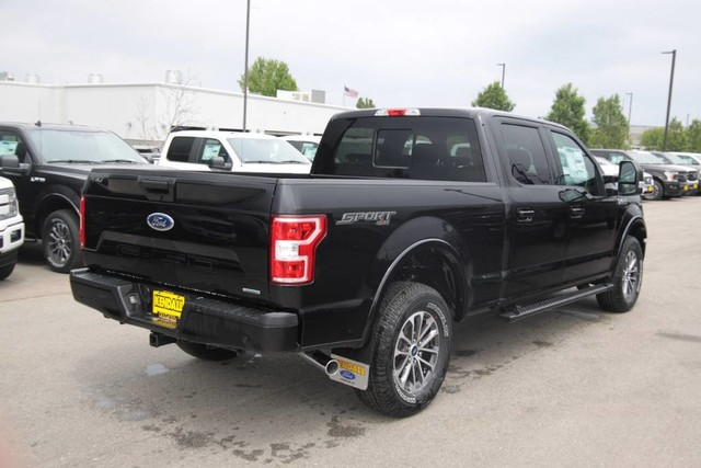 2019 F-150 SuperCrew Cab 4x4,  Pickup #RN19057 - photo 2