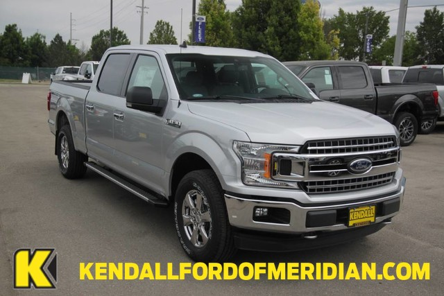 2019 F-150 SuperCrew Cab 4x4,  Pickup #RN19058 - photo 1