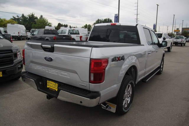 2019 F-150 SuperCrew Cab 4x4,  Pickup #RN19058 - photo 2