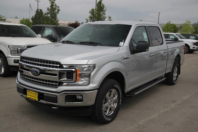 2019 F-150 SuperCrew Cab 4x4,  Pickup #RN19058 - photo 5