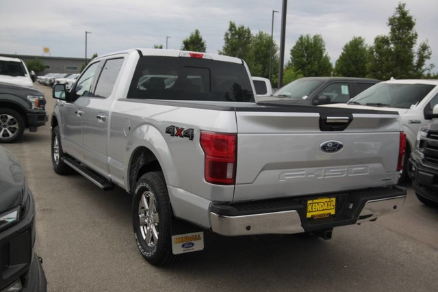 2019 F-150 SuperCrew Cab 4x4,  Pickup #RN19058 - photo 7