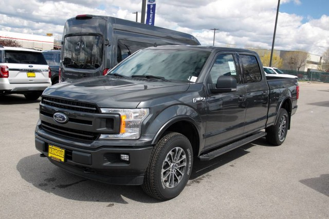 2019 F-150 SuperCrew Cab 4x4,  Pickup #RN19060 - photo 5