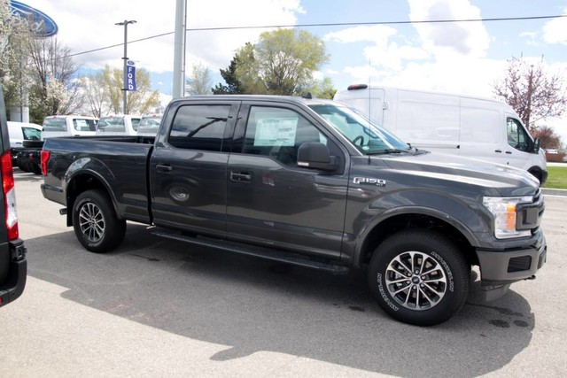 2019 F-150 SuperCrew Cab 4x4,  Pickup #RN19060 - photo 9