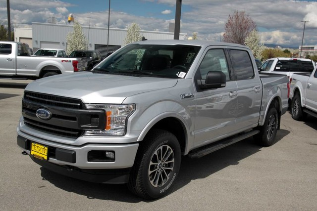 2019 F-150 SuperCrew Cab 4x4,  Pickup #RN19066 - photo 5