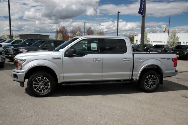 2019 F-150 SuperCrew Cab 4x4,  Pickup #RN19066 - photo 6