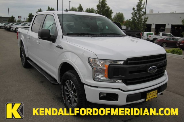 2019 F-150 SuperCrew Cab 4x4,  Pickup #RN19067 - photo 1