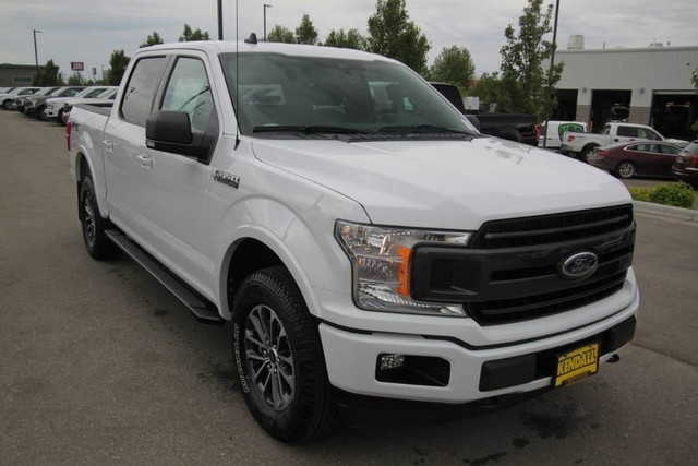 2019 F-150 SuperCrew Cab 4x4,  Pickup #RN19067 - photo 3