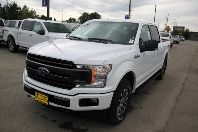 2019 F-150 SuperCrew Cab 4x4,  Pickup #RN19067 - photo 5