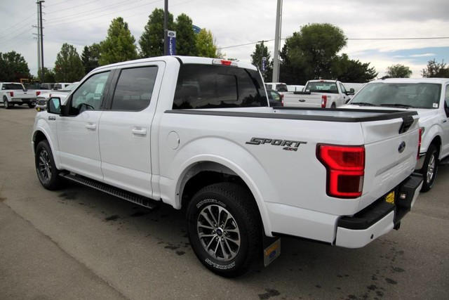 2019 F-150 SuperCrew Cab 4x4,  Pickup #RN19067 - photo 7