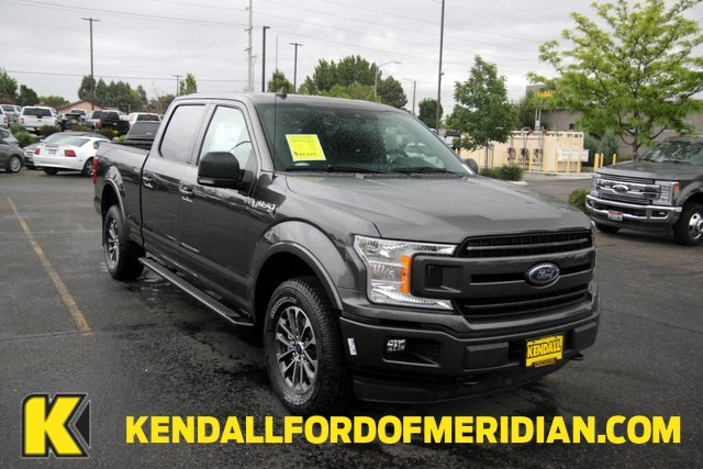 2019 F-150 SuperCrew Cab 4x4, Pickup #RN19068 - photo 1