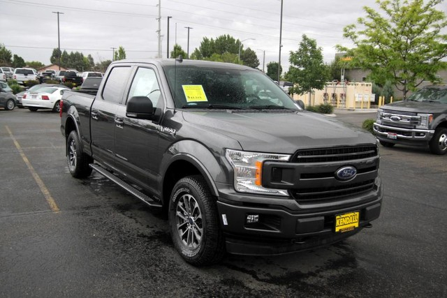 2019 F-150 SuperCrew Cab 4x4, Pickup #RN19068 - photo 3