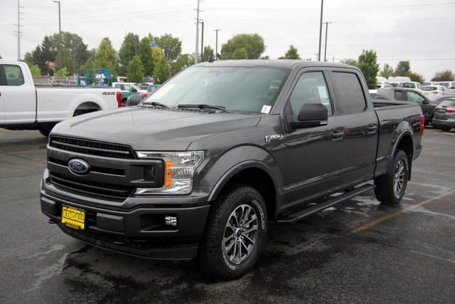 2019 F-150 SuperCrew Cab 4x4, Pickup #RN19068 - photo 5