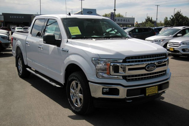 2019 F-150 SuperCrew Cab 4x4,  Pickup #RN19072 - photo 3