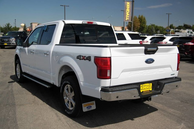 2019 F-150 SuperCrew Cab 4x4,  Pickup #RN19072 - photo 7