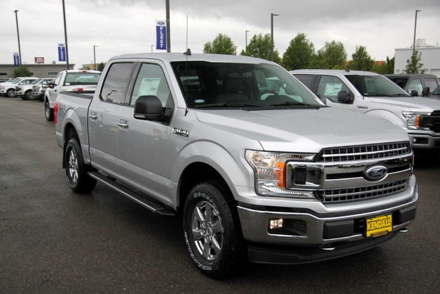 2019 F-150 SuperCrew Cab 4x4,  Pickup #RN19075 - photo 3