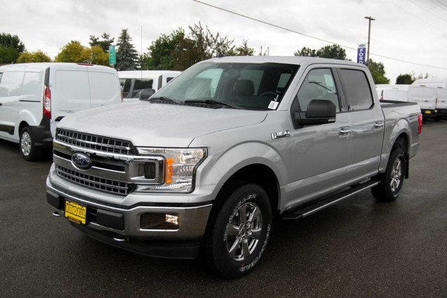 2019 F-150 SuperCrew Cab 4x4,  Pickup #RN19075 - photo 5
